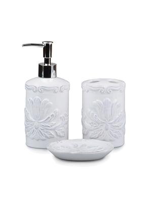 Набор для ванной комнаты (3 предмета) | 5284538