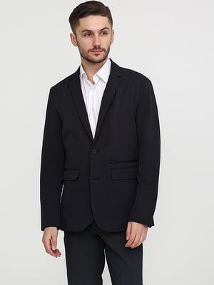 Піджак чорний | 5284891