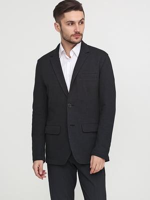 Пиджак темно-серый   5284892