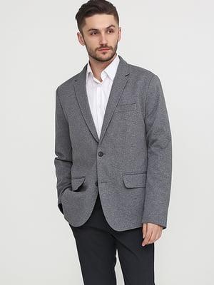 Пиджак светло-серый | 5284906