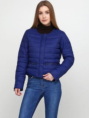 Куртка синя | 5284911