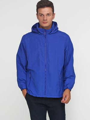 Куртка синяя | 5284931