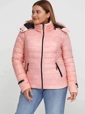 Куртка светло-розовая | 5284945