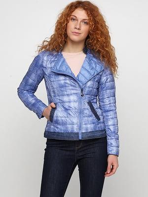 Куртка блакитна   5284947