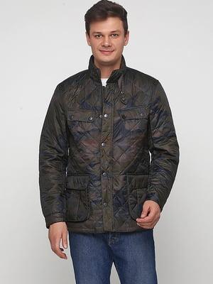 Куртка цвета хаки   5284960
