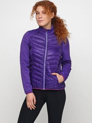 Куртка фіолетова | 5284961