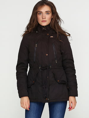 Куртка темно-коричневая | 5284965