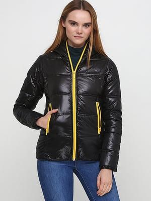 Куртка чорна | 5284980