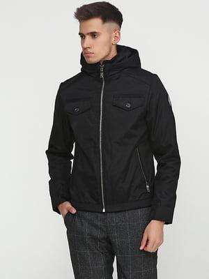 Куртка черная   5284982