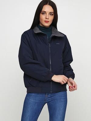 Куртка темно-синяя | 5284986