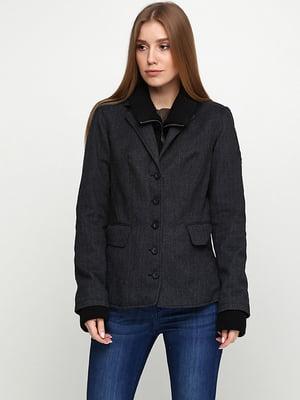 Куртка темно-серая | 5284988