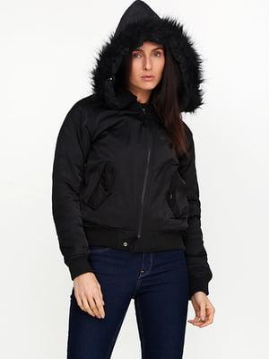Куртка чорна | 5284993