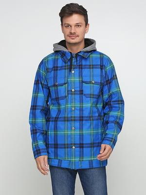 Куртка синя | 5284995