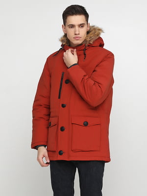 Куртка терракотового цвета | 5284999
