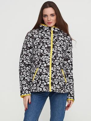 Куртка комбінованого забарвлення | 5285006