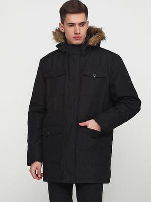 Куртка чорна | 5285011