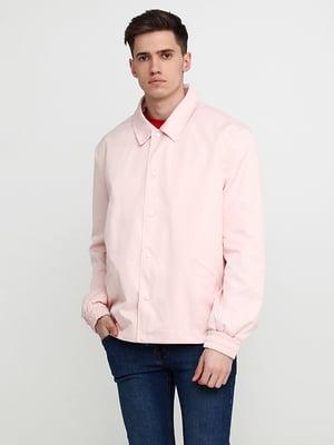 Куртка светло-розовая | 5285024