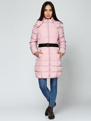 Куртка рожева | 5285028