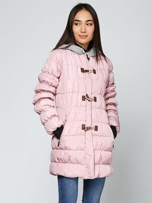 Куртка рожева | 5285029