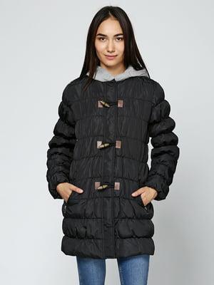 Куртка чорна | 5285030