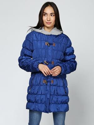 Куртка синя | 5285031