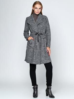 Пальто серое | 5285037