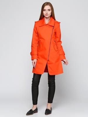 Плащ помаранчевий | 5285041