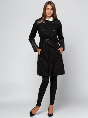 Пальто черное | 5285042