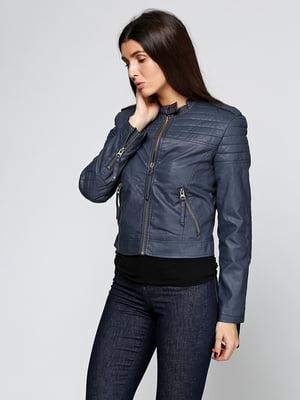 Куртка синя | 5285045