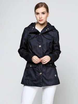 Куртка темно-синя | 5285048