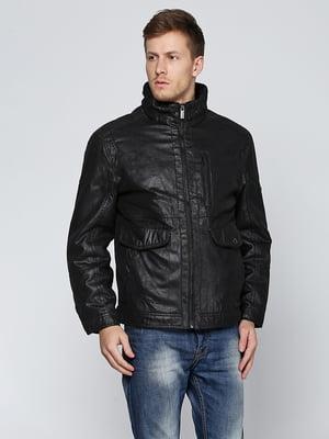 Куртка чорна | 5285057