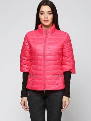 Куртка рожева | 5285062