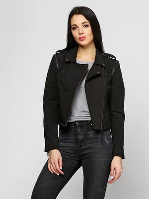 Куртка чорна | 5285064