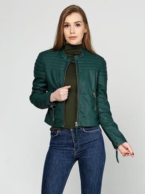 Куртка зелена | 5285067