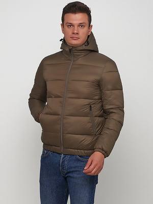 Куртка оливкового цвета | 5285077