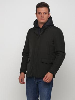 Куртка темно-зеленая | 5285082