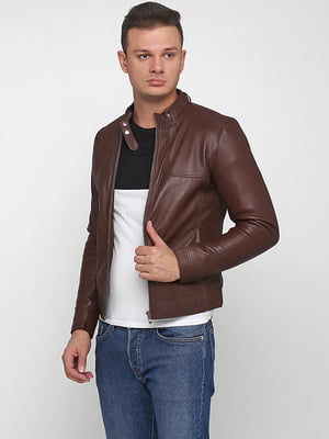 Куртка коричневая | 5285091