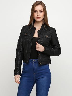 Куртка чорна | 5285094