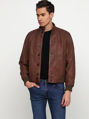 Куртка коричнева | 5285104