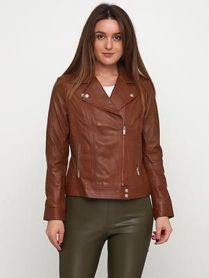 Куртка коричневая | 5285107