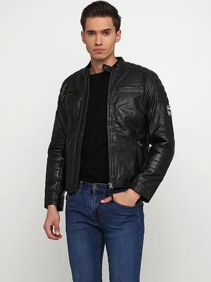 Куртка чорна | 5285109