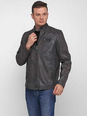 Куртка серая | 5285113