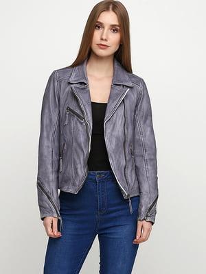 Куртка сіра | 5285114