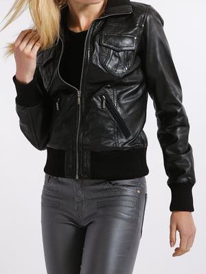 Куртка чорна | 5285117