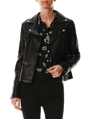 Куртка чорна | 5285119