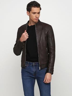 Куртка коричневая | 5285123
