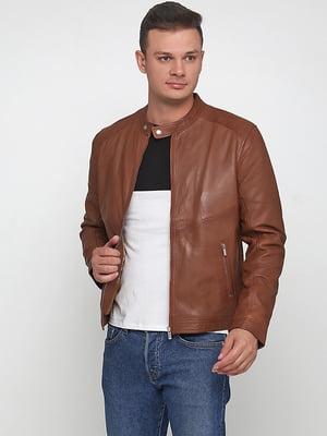 Куртка коричневая | 5285124