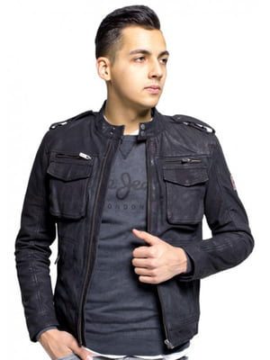 Куртка чорна | 5285127