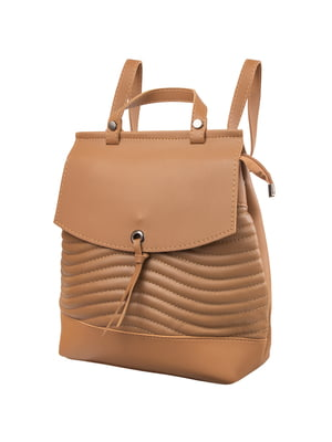 Рюкзак бежевый | 5285218