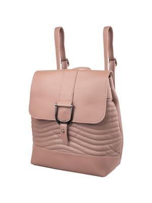 Рюкзак рожевий | 5285229